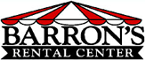 barrons rental logo